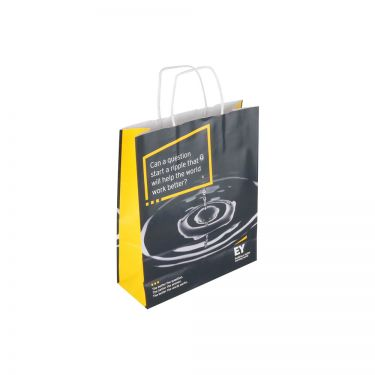 Sustainable paper bag