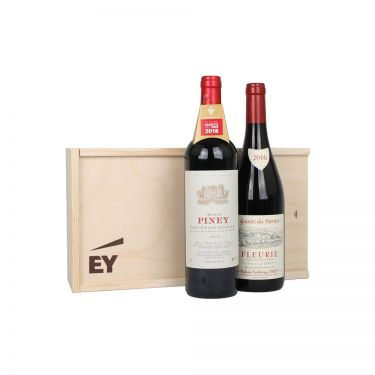 Saint Emillion (RED) + Fleurie Le Mouriers Jacky Piret (RED)