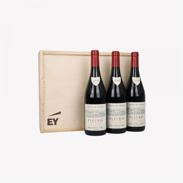 Fleurie Le Mouriers Jacky Piret (RED, 3 bottles)