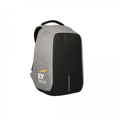 Bobby Anti Theft backpack Grey