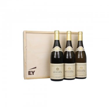 Pouilly Fume Dominique Fabio (WHITE, 3 bottles)