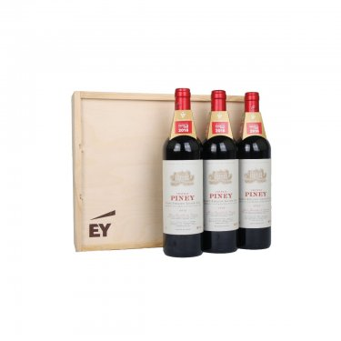 Saint Emillion Grand Gru Chateau Piney (RED, 3 bottles)